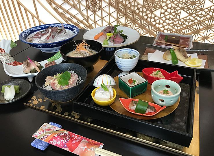 日本海「極み」御膳