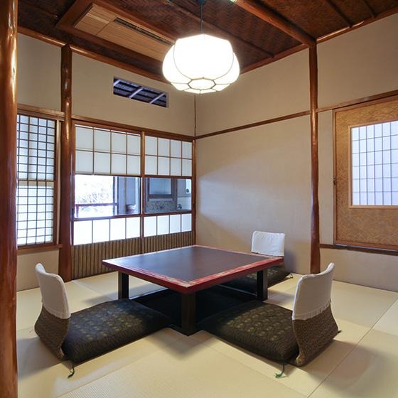 桜三階 百年料亭 宇喜世(うきよ) 新潟県上越市